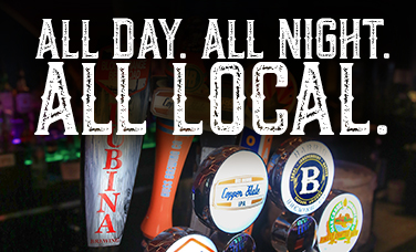 All Day. All Night. All Local.