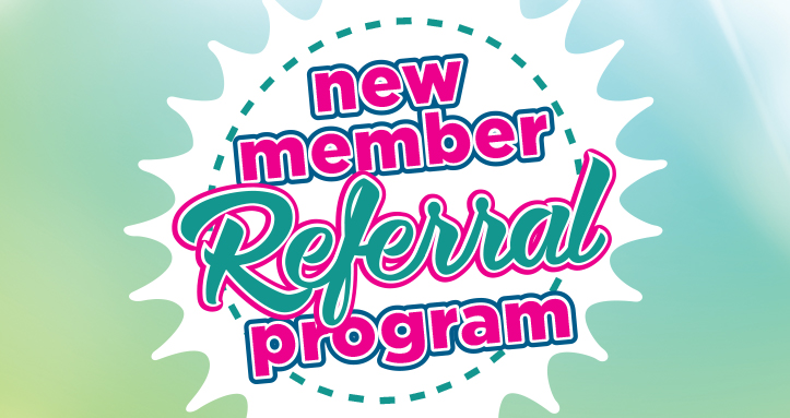New Member Referral Program