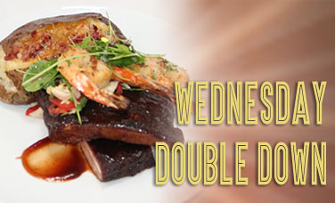 Agave Wednesday Double Down