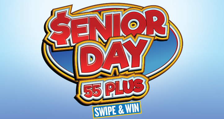 SENIOR DAY SWIPE & WIN