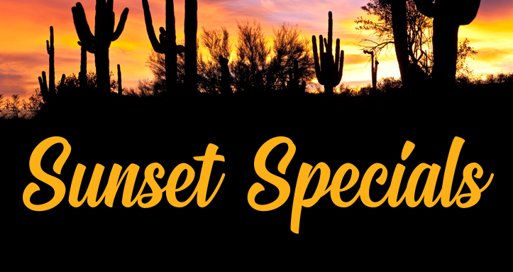 Agave Sunset Specials