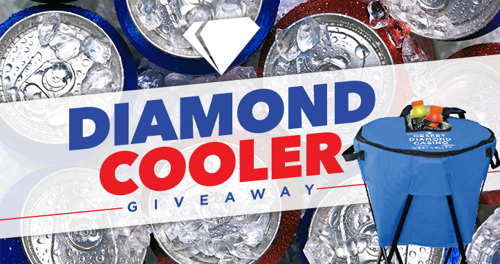 Diamond Cooler Giveaway