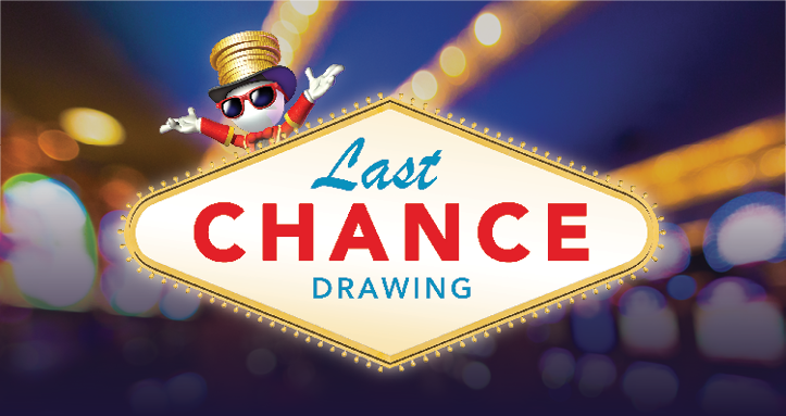 LAST CHANCE DRAWING