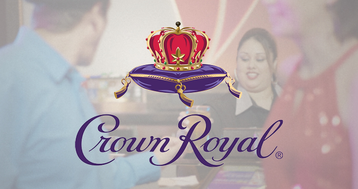 CROWN ROYAL PROMO EVENT