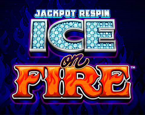 Slots - Jackpot Re Spins Ice on Fire