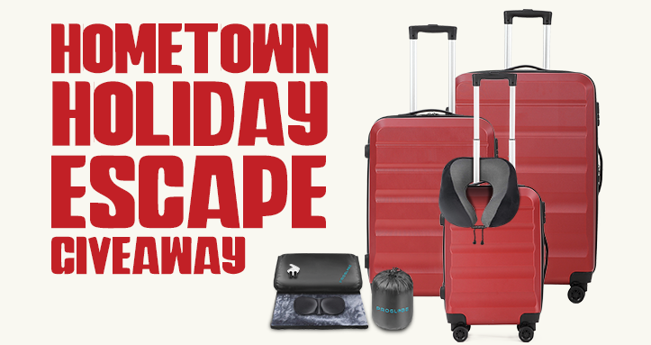 Hometown Holiday Escape Giveaway