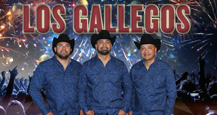 Los Gallegos New Year's Eve Dance Party