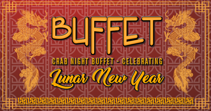 Lunar New Year - Crab Night Buffet