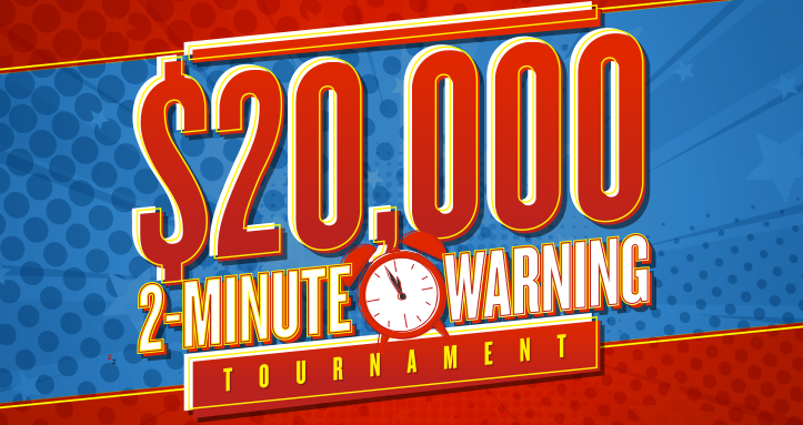 2-Minute Warning Tournament