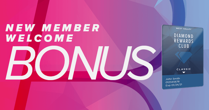 New Member Welcome Bonus