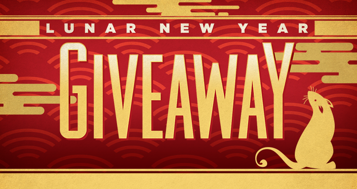 Lunar New Year Giveaway