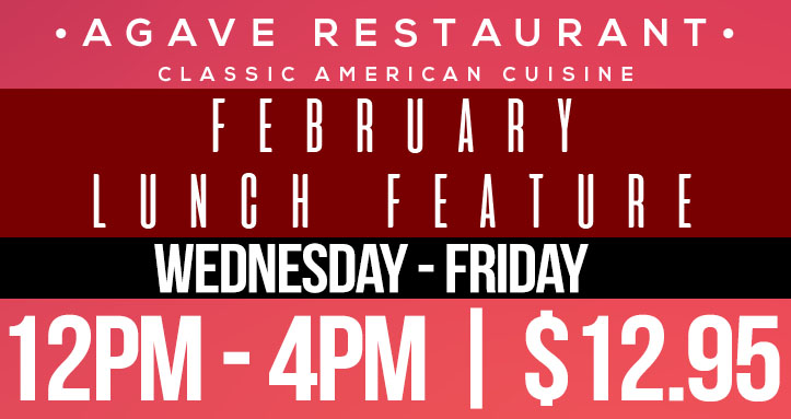 February Lunch Feature
