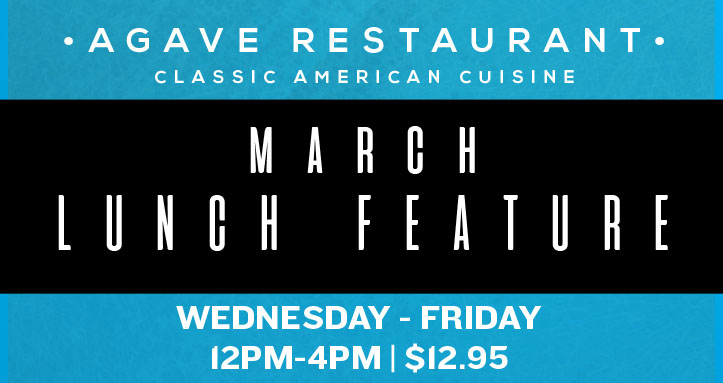 March Lunch Feature