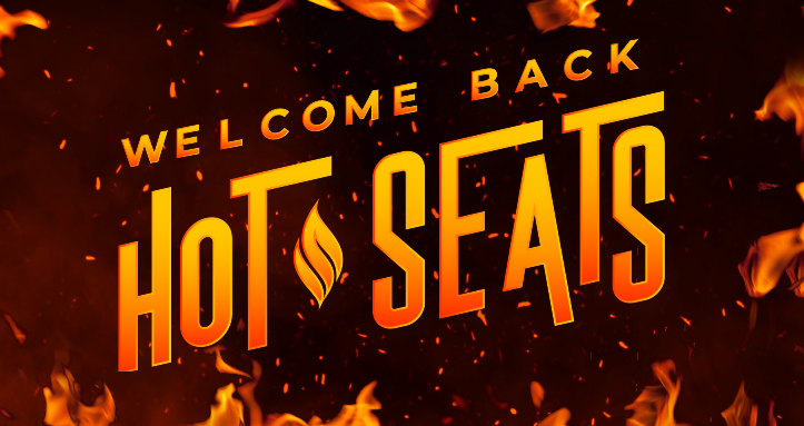 Welcome Back Hot Seats