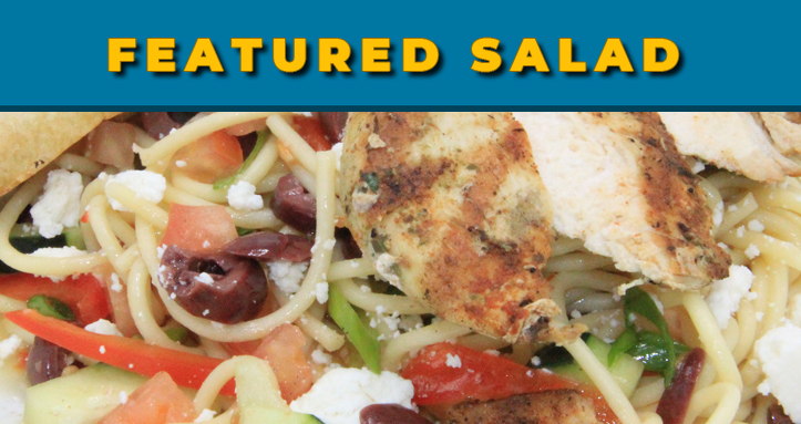 Diamond Grill Features - Featured Salad