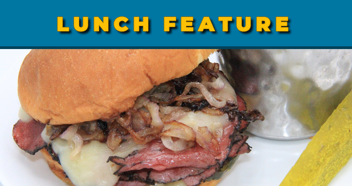 Diamond Grill Features - Lunch Feature