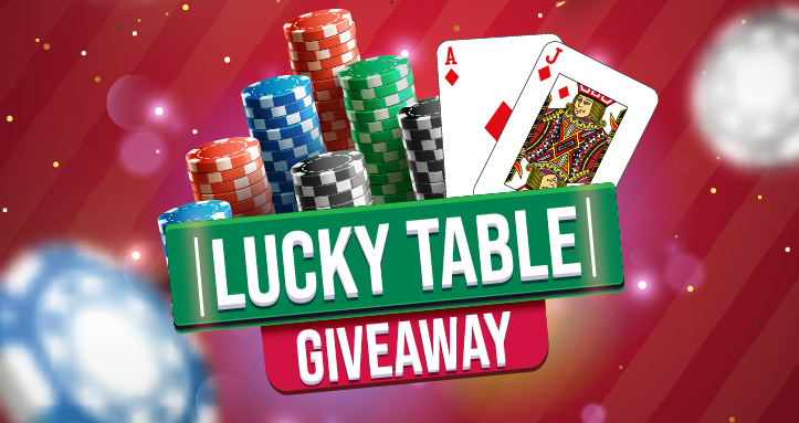 Lucky Table Giveaway