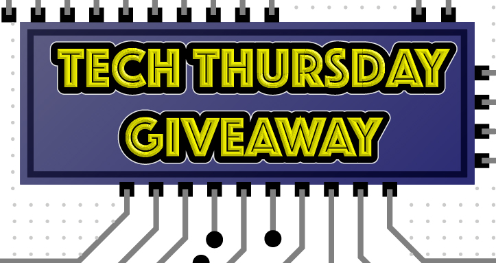 Tech Thursday Giveaway